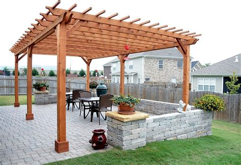 Backyard Pergola Kits 187 pergola plans redwood pdf pergola structures