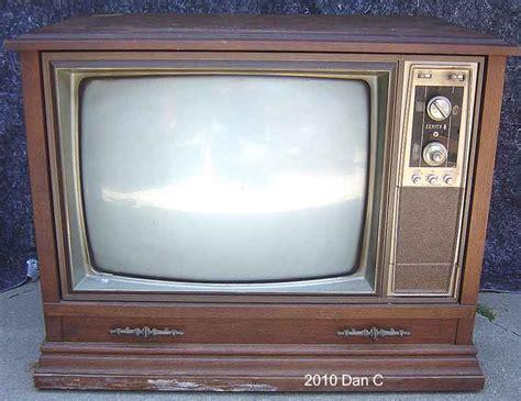 Vintage Color Repair Los Angeles California TV Collection