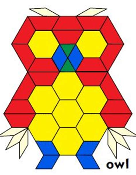 pattern block symmetry activities 1000 ideas about pattern blocks on pinterest math