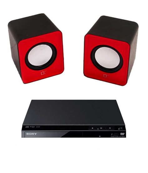 Speaker Mini Untuk Dvd buy sony sr320 dvd player with live tech mini speaker at best price in india snapdeal