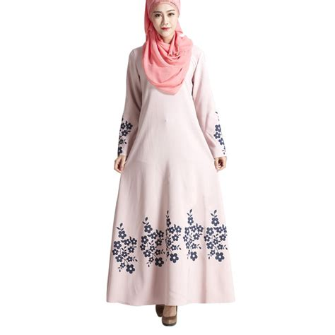 Dress Muslim Maxi Dress Wanita Dress muslim dubai formal kaftan cocktail jilbab abaya islamic maxi dress ebay