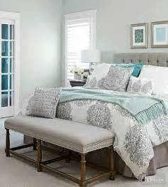 Seafoam Green And Gray Bedroom » New Home Design