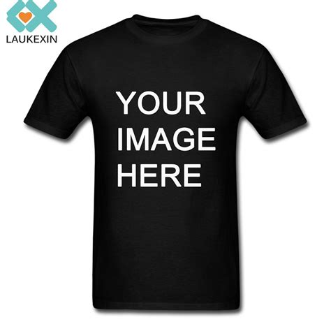 personalized design your own custom tshirt any color ebay custom personalised design your own t shirts men short
