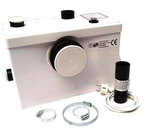 trituratore bagno trituratore tipo sanitrit per tutti i wc lavabo 600 watt