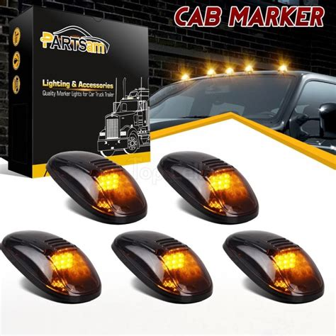 ram 2500 cab lights smoked cab lights parts supply store your 1 resource