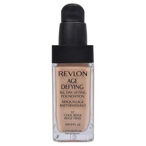 Revlon Age Defying revlon age defying all day lifting foundation reviews