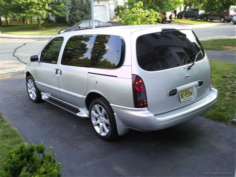 nissan minivan 2000 2000 nissan quest minivan specifications pictures prices