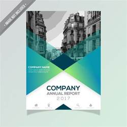 free report templates annual report template vector free