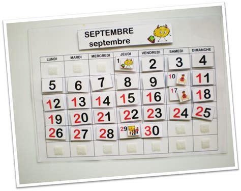 Calendrier Perpetuel Affichages Cycle 1 Calendrier Perp 233 Tuel Le De