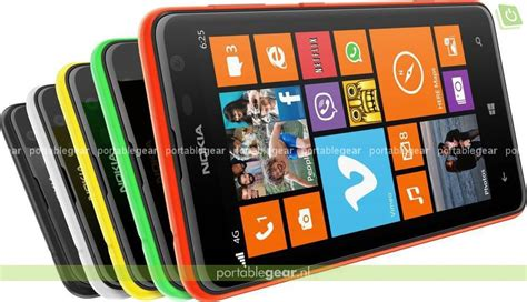 nokia lumia 625 front nokia kondigt de nokia lumia 625 aan portablegear nl