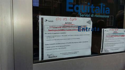 equitalia uffici castellammare uffici equitalia chiusi 60 cittadini
