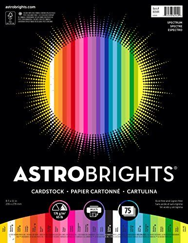 colored cardstock astrobrights colored cardstock 8 5 x 11 65 lb 176 gsm