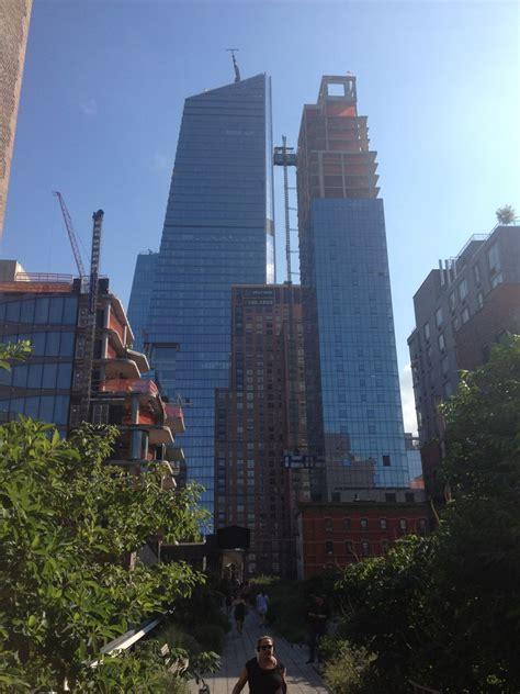 Hi Line Sheds by High Line Park New York Section 2 Manhattan E Architect