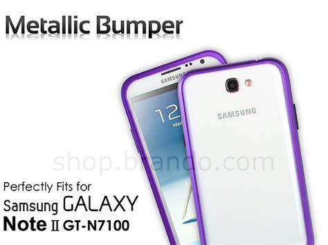 Bumper Mirror Samsung Galaxy Note 2 N7100 samsung galaxy note ii gt n7100 metallic bumper