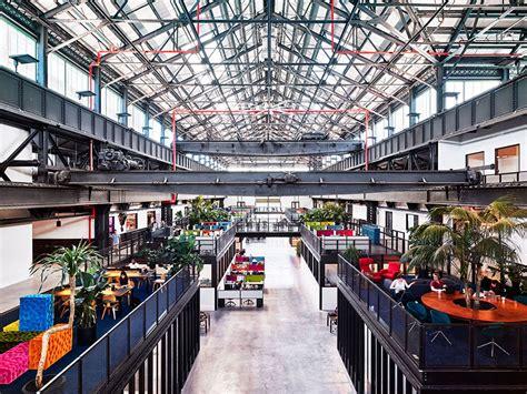 design center brooklyn new lab tech workspace opens at brooklyn navy yard