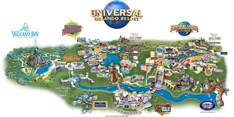 universal map current map of universal studios orlando pictures to pin on pinsdaddy