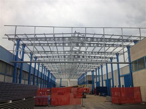 strutture metalliche per capannoni strutture metalliche