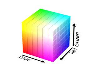 rgb color space ece 5760 ambient tv lighting