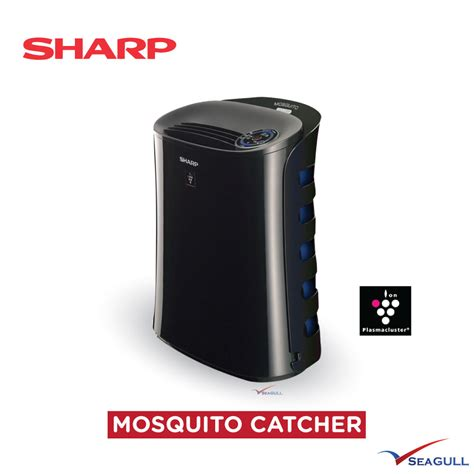 Sharp Air Purifier Mosquito Catcher sharp3 in 1 mosquito catcher air purifier plasmacluster fp gm30l b fp fm40l b seagull my