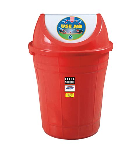 Online Home Decor Catalog by Aristo Swing Dust Bin 32 Litres By Aristo Online Waste