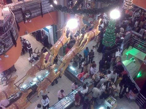 hyderabad central celebrating a bash of christmas and new