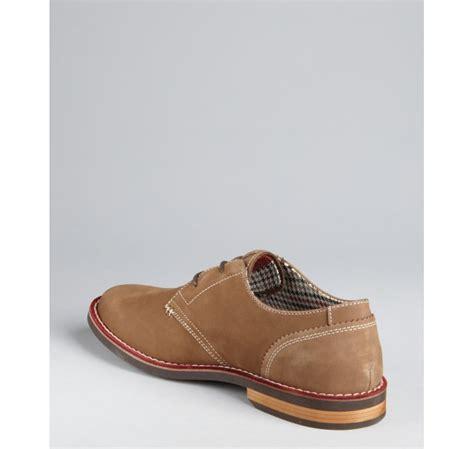 original penguin oxford shoes lyst original penguin cub nubuck waylon casual oxfords
