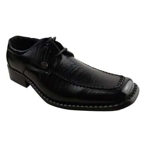 comfortable black dress shoes for women mens black gents smart comfortable party formal dress