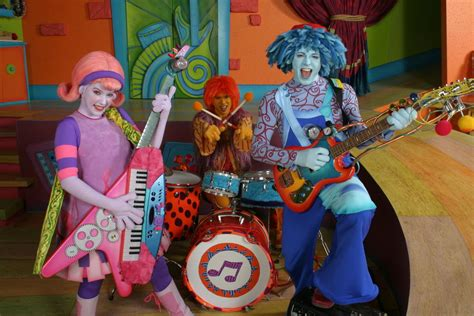 doodlebops real names doc teeth and the electric best fictional band