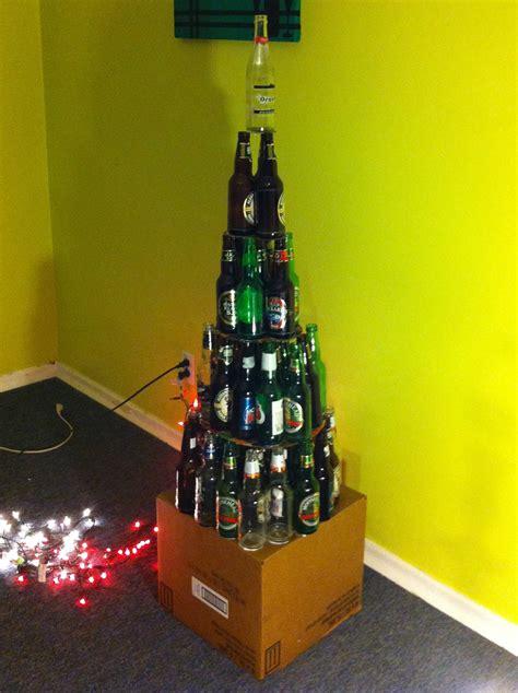 beer bottle christmas tree 60 joyous decorations
