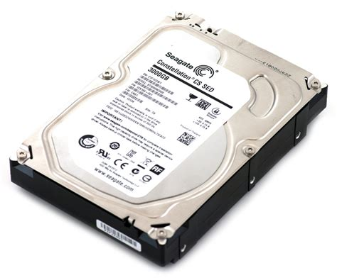 Harddisk Seagate seagate enterprise value hdd constellation cs review storagereview storage reviews