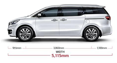 Grand Kia Service Kia Grand Sedona Specs Multi Seater Mpv Kia Motors
