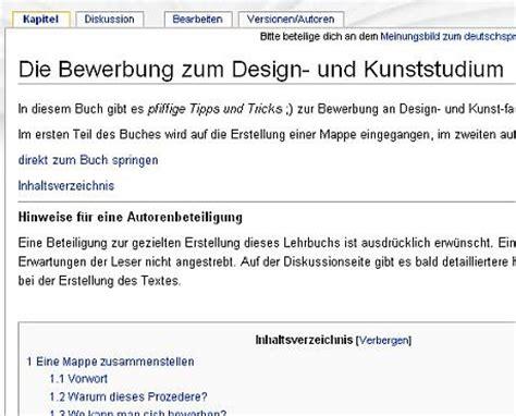 Wikibooks Bewerbung Design Pixey De 187 Tipps Und Tricks F 252 R Die Mappenpr 252 Fung Aufnahmepr 252 Fung Zu Kunst Und