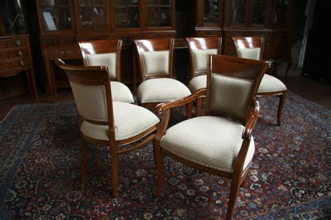 ebay dining room chairs mahogany dining room chairs with upholstered back ebay