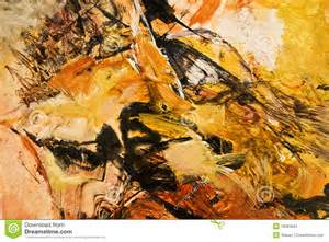 Texture Painting Techniques Acrylic - abstract expressionist acrylic painting stock image image 18384041