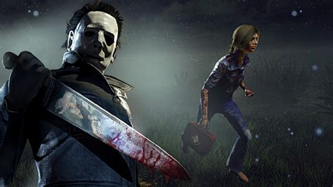 michael myers x laurie dead by daylight michael myers vs laurie strode who will
