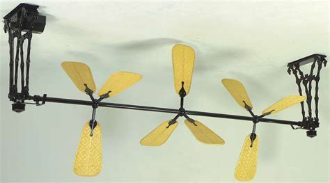 horizontal ceiling fans lighting and ceiling fans - Horizontal Paddle Ceiling Fans