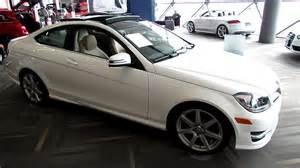 Mercedes C350 2013 2013 Mercedes C350 4matic Coupe Exterior And
