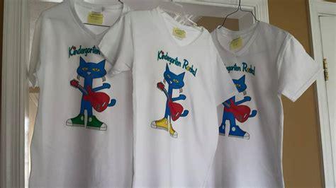 Kindergarten Rocks Shirt Template Teaching Heart Blog Teaching Heart Blog Pete The Cat Shirt Template