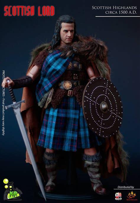 scottish highlander warrior kaustic plastik scottish lord highlander