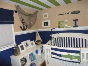 Sailboat Nursery Decor Eli S Nautical Nursery Project Nursery