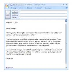 Business Email Template by Introduction Email Template Free Introduction Email Template