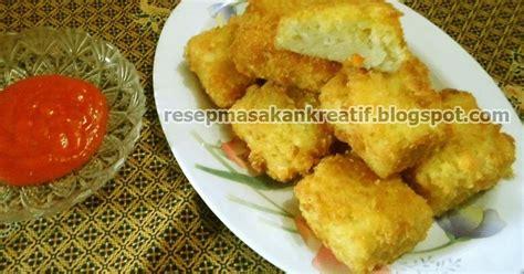 resep misoa goreng tepung panir renyah aneka resep