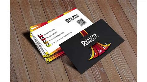 3d business card template free professional 3d style business card template