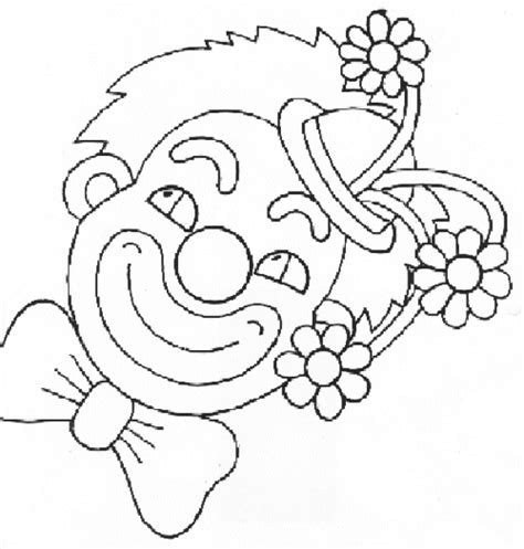 Free Coloring Pages Of It The Clown Clown Coloring Page