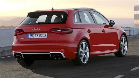 Audi Rs3 Sportback by 2015 Audi Rs3 Sportback Revealed Car News Carsguide