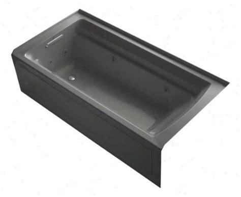 kohler 58 inch bathtub kohler k 1124 hl 58 archer 72 195 162 226 172 x 36 195 162 226 172 whirlpool bath tub with