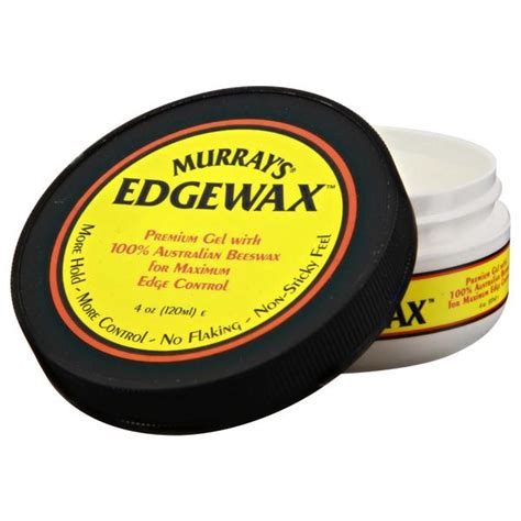 Pomade Murray S Edgewax murray s edgewax pomade strong hold water based pomade