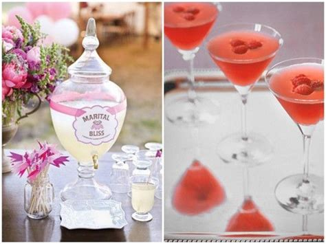 17 best ideas about wedding signature cocktails on