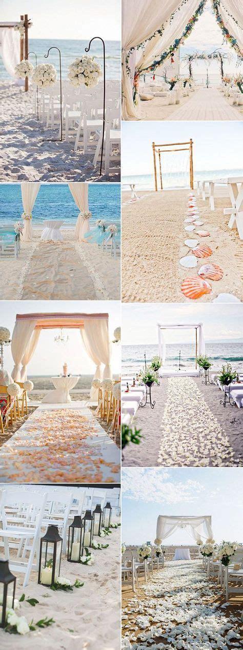 Wedding Aisle On Pool by Best 25 Pool Wedding Decorations Ideas On