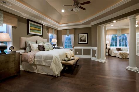 master bedroom suit toll brothers master bedroom suite with sitting area